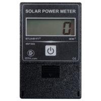 Medidor de Energía Solar