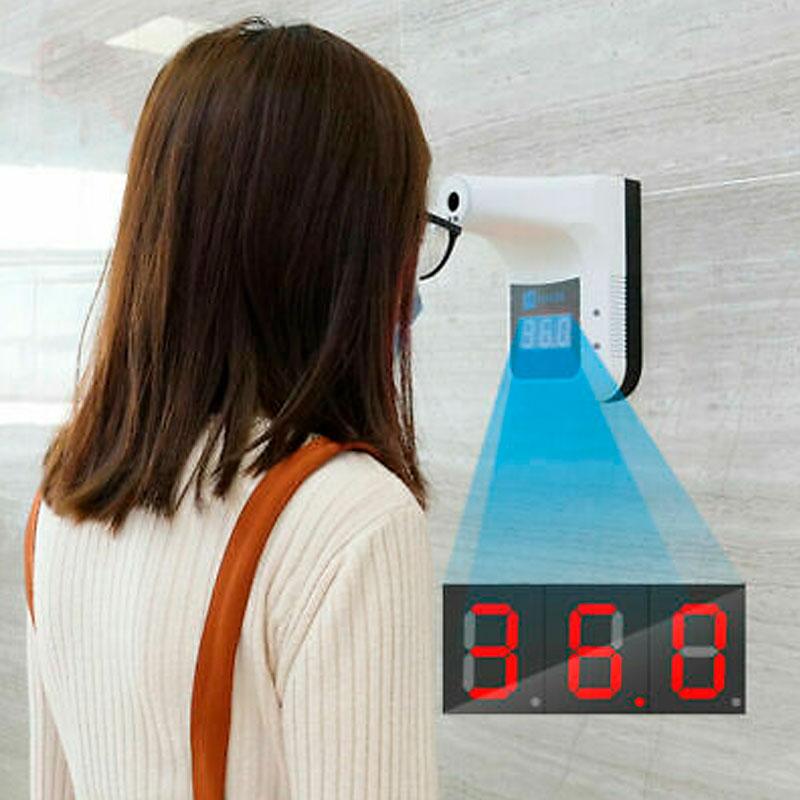 Termometro Infrarrojo K3 Medicion Masiva Interfilm I termometri più comuni sfruttano il fenomeno della dilatazione termica, cioè il fatto che in generale i corpi si dilatano, cioè aumentano il proprio volume quando la loro temperatura aumenta. termometro infrarrojo k3 medicion masiva