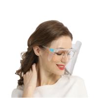 Protectores Faciales Lentes / 50 Unid.